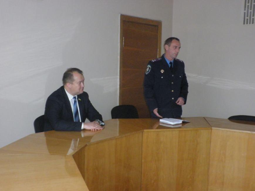 В Кривом Роге полиция совершенствует взаимодействие с горожанами (ФОТО) (фото) - фото 1