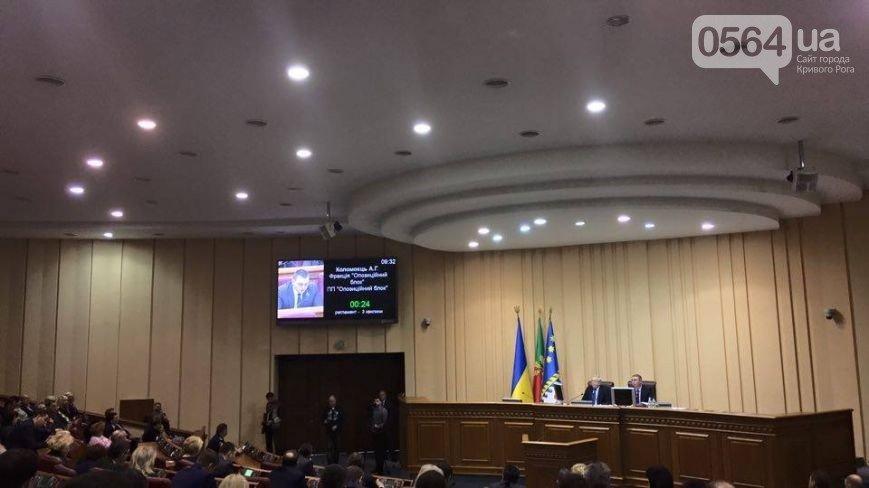 В Кривом Роге: депутаты не проголосовали за ProZorro и постройку приюта для животных, а горизбирком зарегистрировал мэра кандидатом в мэры (фото) - фото 1
