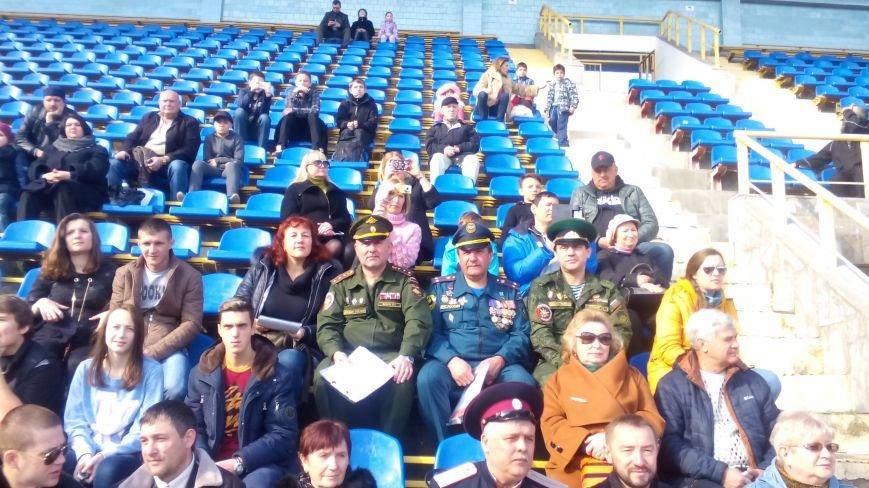 На стадионе «Авангард» в Ялте состоялся большой спортивный праздник «В единстве – сила!», фото-1