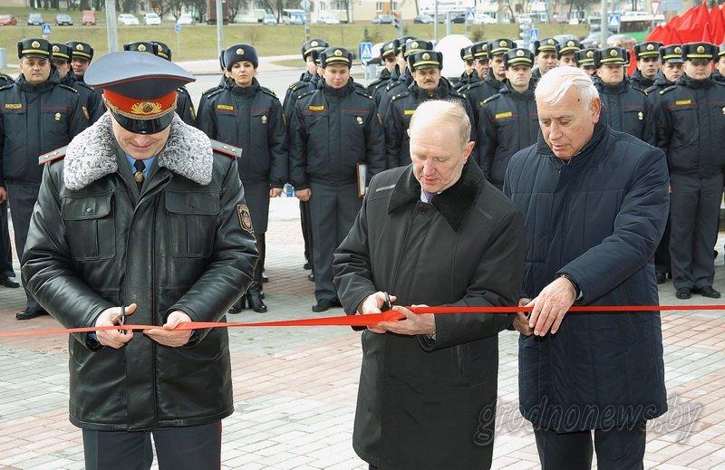 В Гродно открылось новое здание Ленинского райотдела милиции (фоторепортаж) (фото) - фото 5