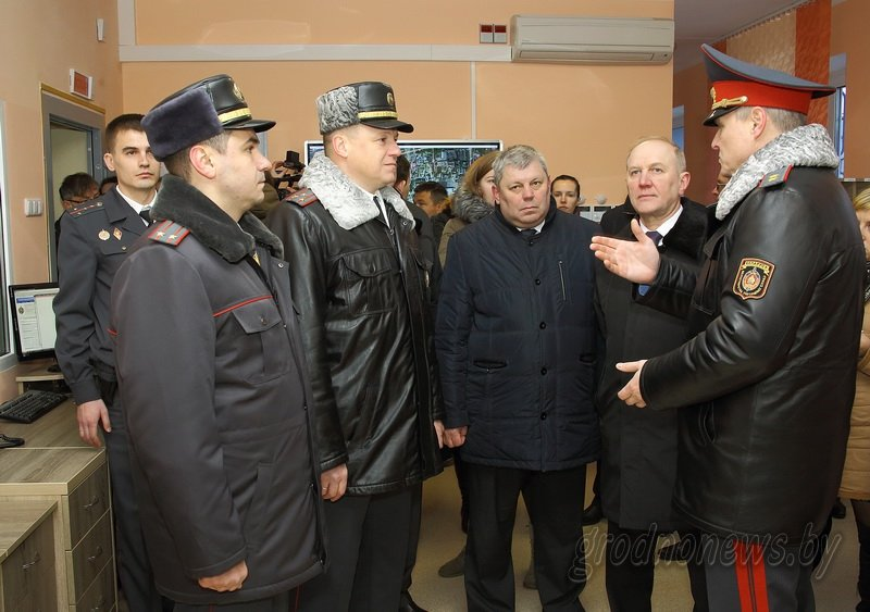 В Гродно открылось новое здание Ленинского райотдела милиции (фоторепортаж) (фото) - фото 6