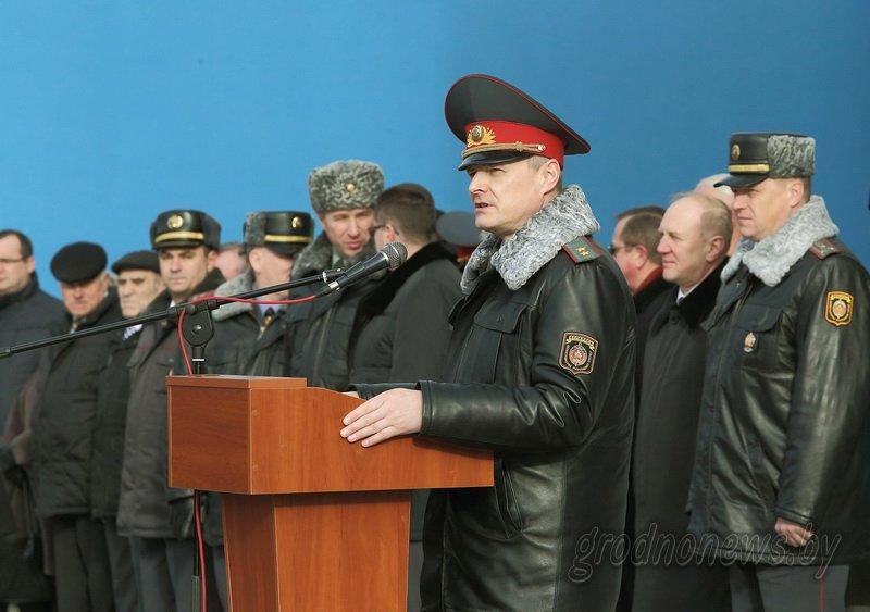 В Гродно открылось новое здание Ленинского райотдела милиции (фоторепортаж) (фото) - фото 3