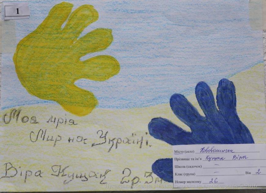 В Северодонецке продолжается Всеукраинский конкурс рисунков (ФОТО), фото-2