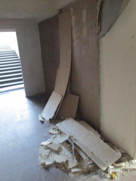 Опасное подземелье: Что ждет одесситов в подземном переходе на Дерибасовской? (ФОТО) (фото) - фото 1