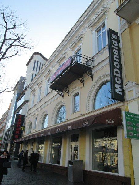 Лайфхак: Куда бежать, если «приспичило» в центре Одессы (ФОТО) (фото) - фото 1