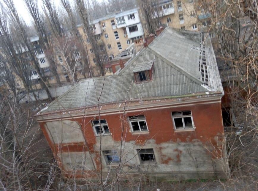 42fea5da9e5d458713daf33d44952754 В Одессе заброшенный детсад облюбовали наркоманы