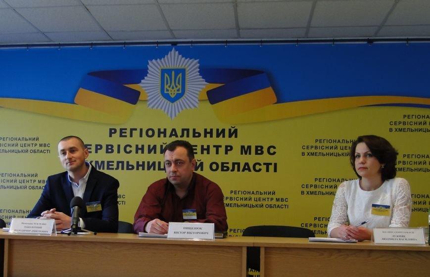 Новий начальник Хмельницького територіального сервісного центру збирається боротися з чергами (Фото) (фото) - фото 1
