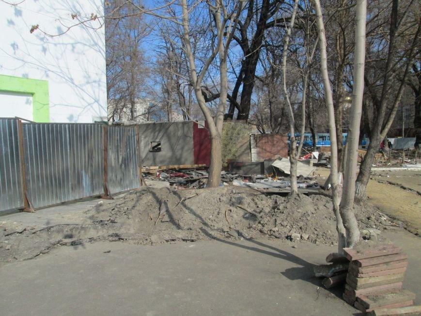 9e321ecab51687e2ae402d475ac3f0f4 В центре Одессы выросли настоящие баррикады