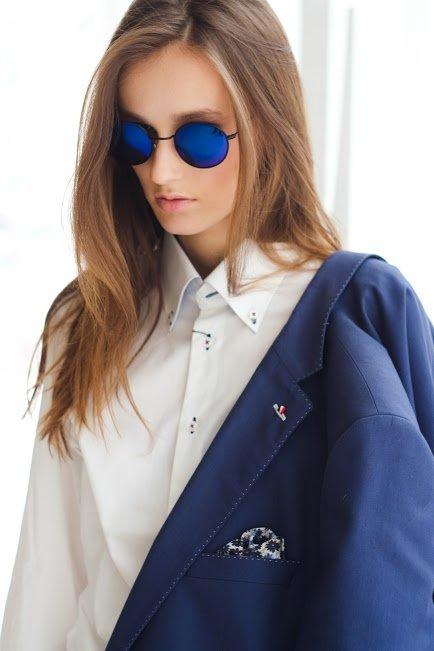 Ужгородська модель «One Models» Юлія Остіян розпочала співпрацю з відомим модним домом «LANVIN» (фото) - фото 4