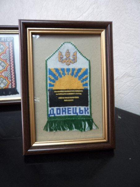 В Авдеевку привезли уникальную выставку,  посвященную украинским патриотам (фото) - фото 1