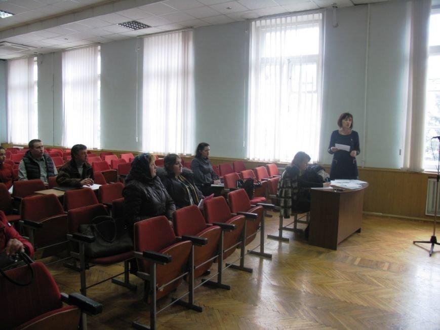В Славянском районе прошло заседание по вопросам погашения задолженностей (фото) - фото 1