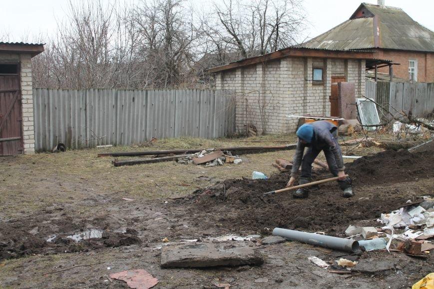 В Зайцево проходят работы по реконструкции ФАП, фото-7