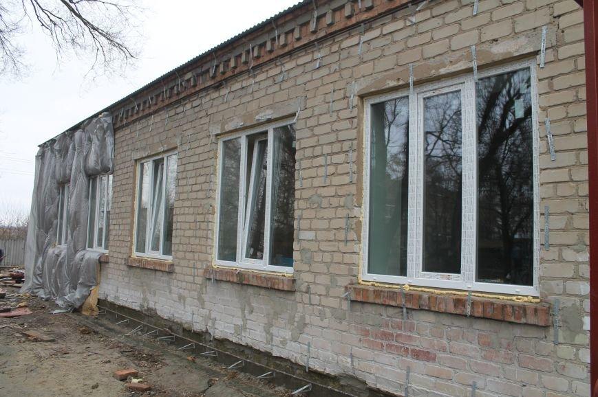 В Зайцево проходят работы по реконструкции ФАП, фото-1