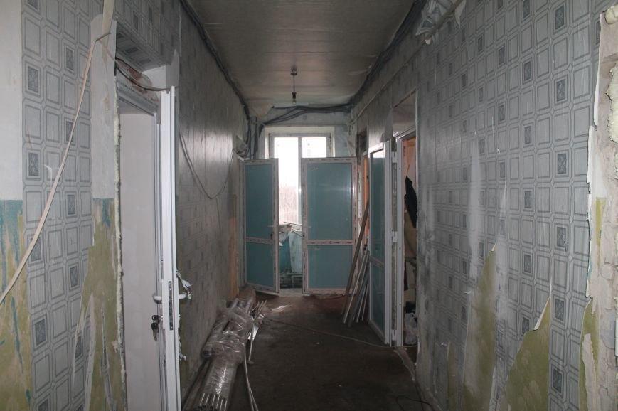 В Зайцево проходят работы по реконструкции ФАП, фото-5