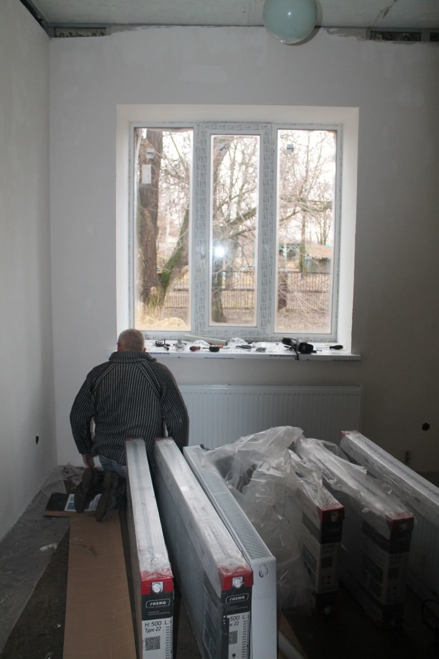 В Зайцево проходят работы по реконструкции ФАП, фото-4