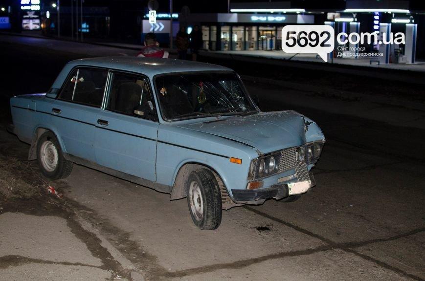 В Днепродзержинске произошло ДТП на пересечении улицы Республиканской с проспектом Аношкина (фото) - фото 3