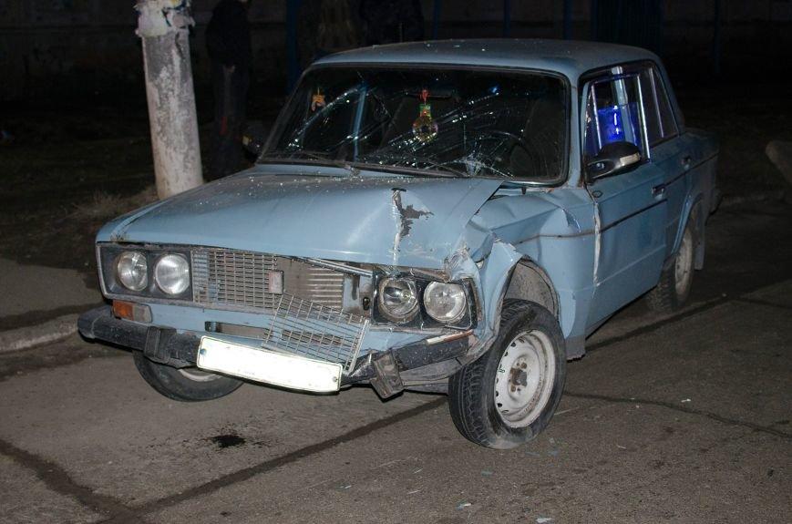 В Днепродзержинске произошло ДТП на пересечении улицы Республиканской с проспектом Аношкина (фото) - фото 4