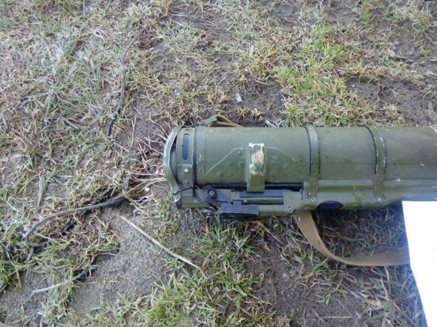"""Під """"Тисменицьким"""" мостом виявили протитанковий гранатомет (ФОТО), фото-2"""