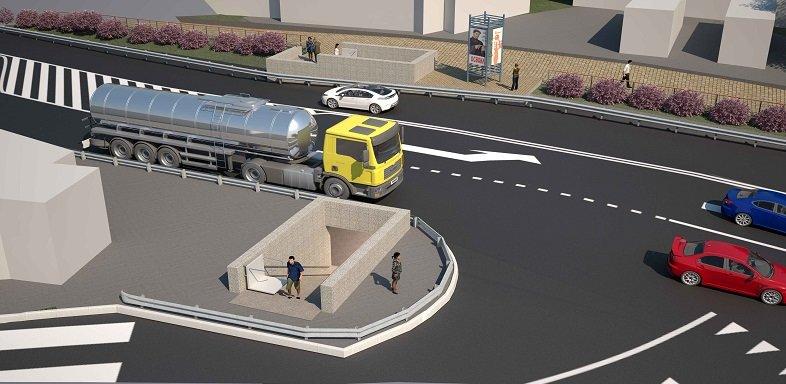 Строительство подземного перехода осталось в планах (фото) - фото 1