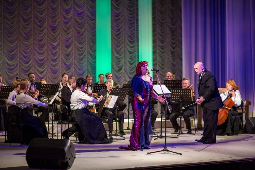 В Днепродзержинске состоялся концерт солистки Национальной филармонии (фото) - фото 2