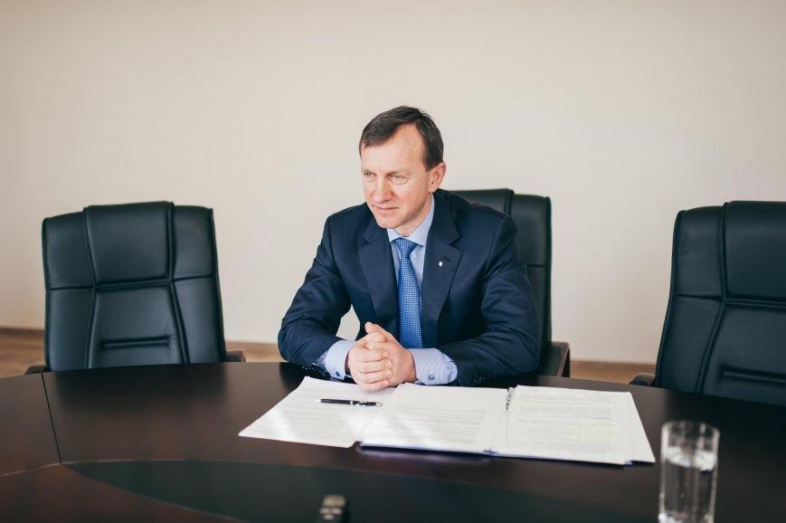 Мер Ужгорода Богдан Андріїв: 100 днів, фото-1