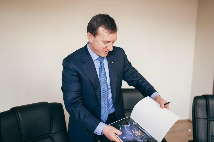 Мер Ужгорода Богдан Андріїв: 100 днів, фото-11