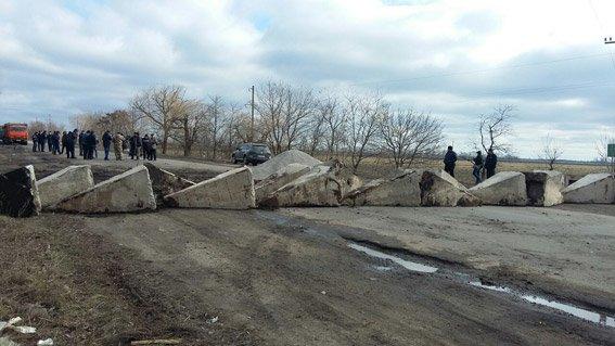 Полиция проверит действия активистов, выступивших за неотложный ремонт трассы