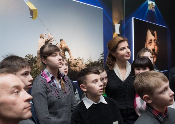 Марина Порошенко пригласила в Киев детвору из Луганского региона (ФОТО), фото-3