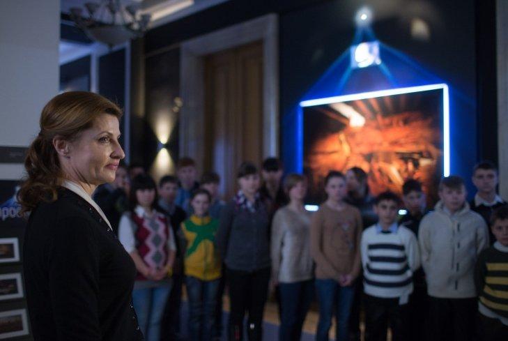 Марина Порошенко пригласила в Киев детвору из Луганского региона (ФОТО), фото-4