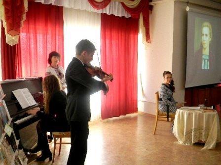 В херсонской библиотеке отметили юбилей Леси Украинки (фото) (фото) - фото 3