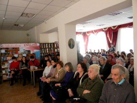 В херсонской библиотеке отметили юбилей Леси Украинки (фото) (фото) - фото 2