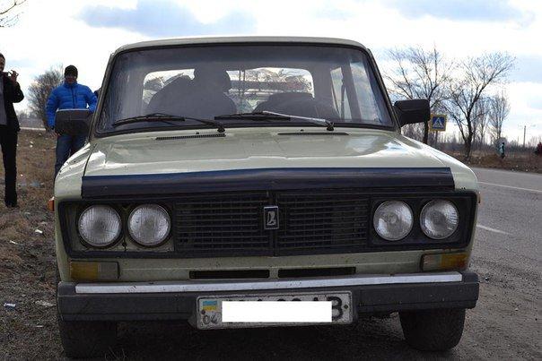Полицейские Днепропетровщины оперативно разыскали похищенную машину (ФОТО) (фото) - фото 1