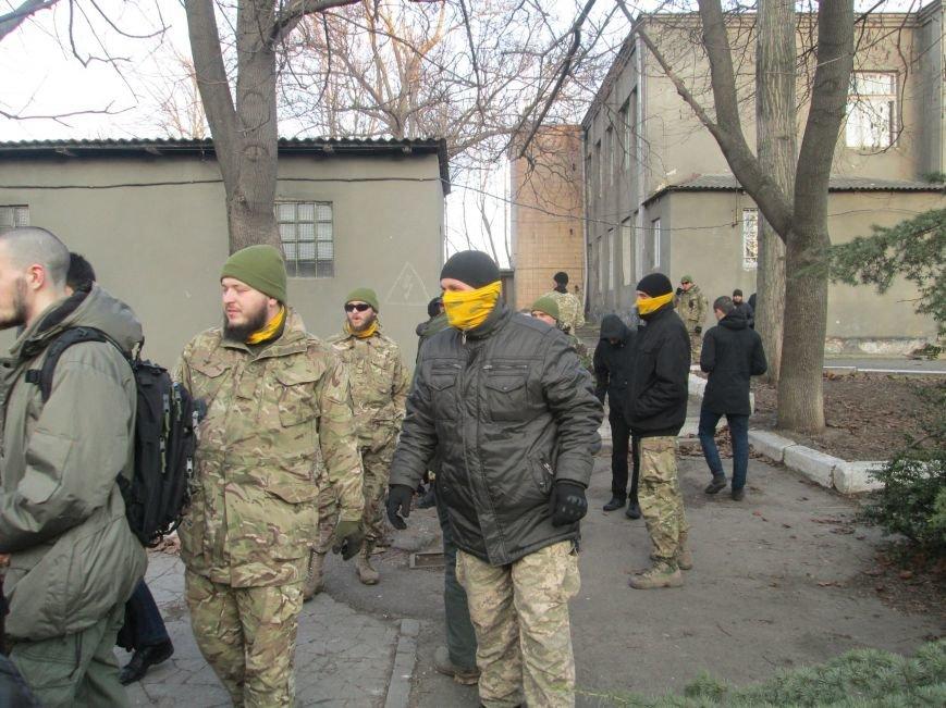 c4a67ee770aec498a0ea4ca4f435e765 Одесские студенты не хотят отдавать землю университета Кивану