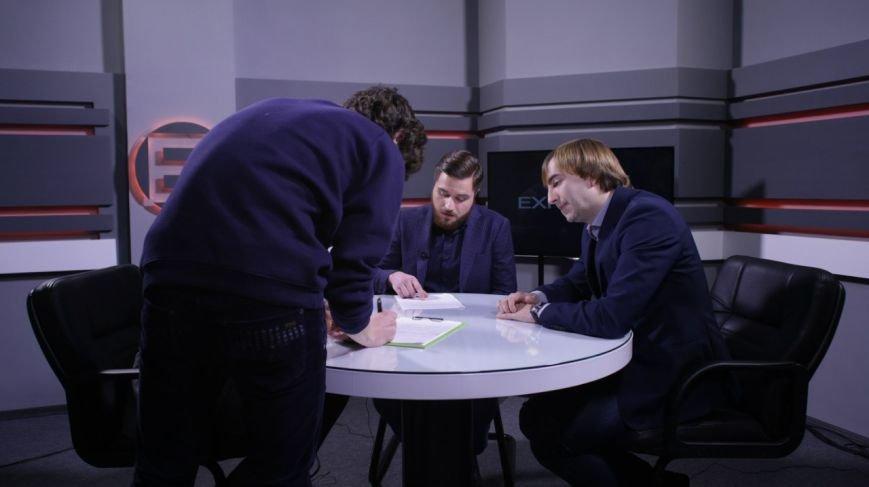 Криворожане успешно отсняли первые кадры фильма