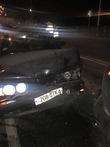 VIP-ДТП: пьяный на BMW протаранил автомобиль адвоката Корбана  (ФОТО), фото-2