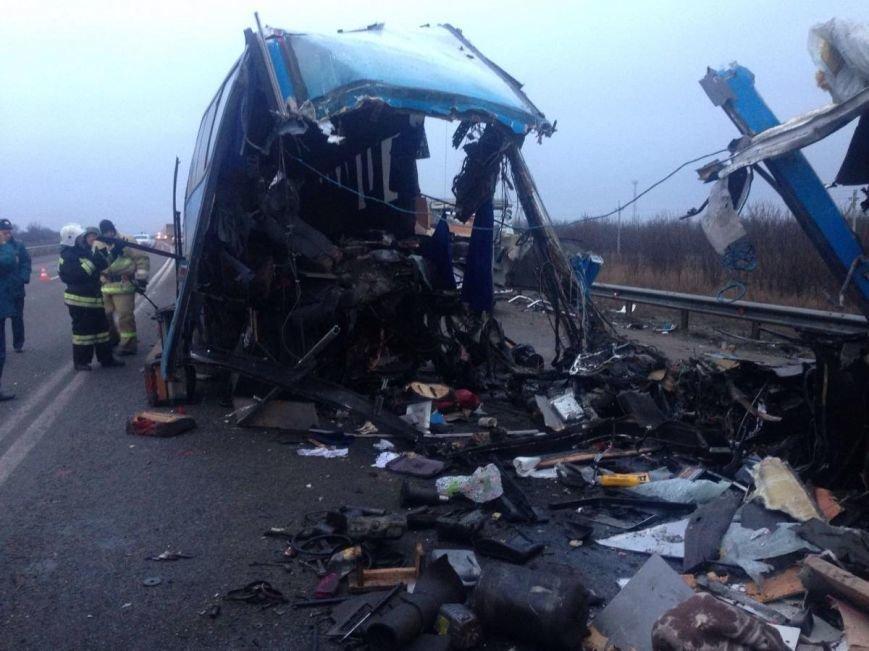 Автобус «Ростов — Нальчик» попал в ДТП на Ставрополье: есть жертвы (фото) - фото 2