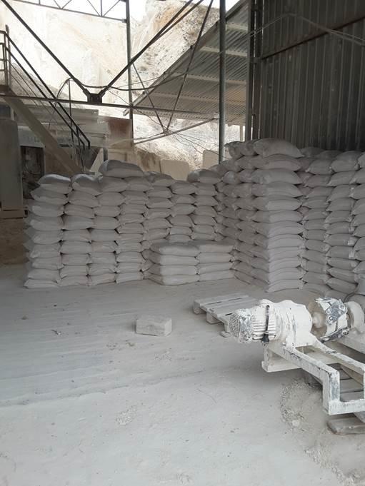 В Донецкой области незаконно добывали мел