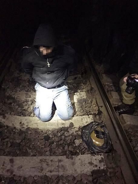 Экс-милиционер собирался подорвать одесский поезд (ФОТО) (фото) - фото 1