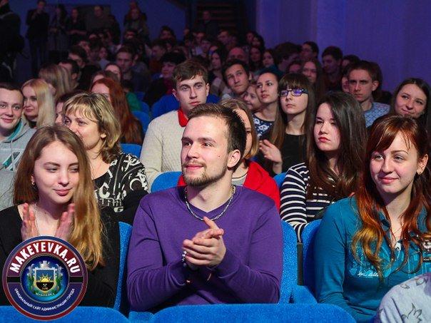 Второй сезон открытой Юзовской лиги КВН стартовал в Макеевке (фото) - фото 2