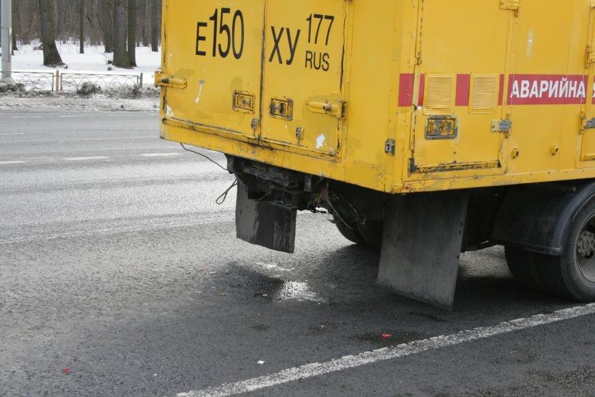 В новой Москве на Калужском шоссе произошло ДТП (ФОТО), фото-3