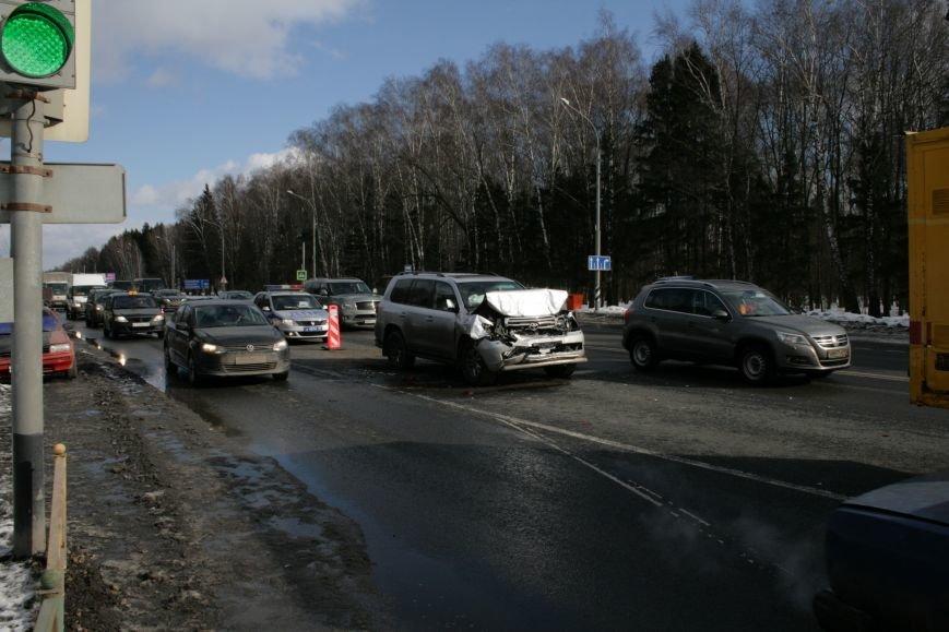 В новой Москве на Калужском шоссе произошло ДТП (ФОТО), фото-6