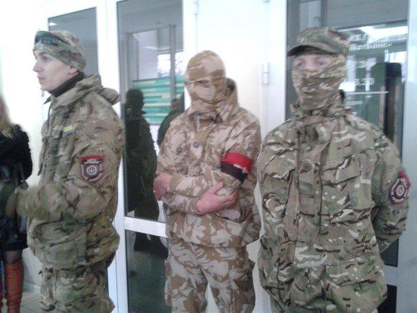 Черкаський «Правий Сектор» очікує розблокування рахунків із Дніпропетровська (фото) - фото 1