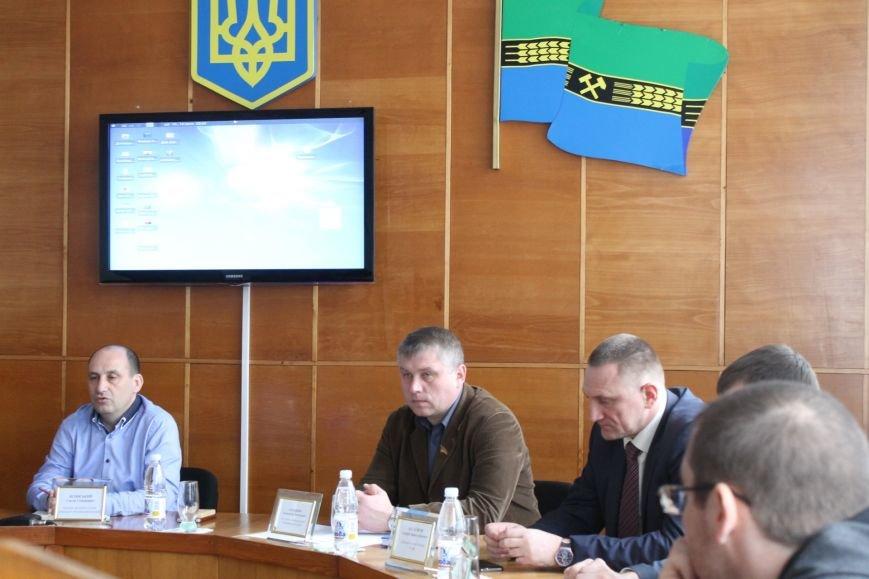 Первый заместитель Жебривского посетил добропольский край (ФОТО), фото-2