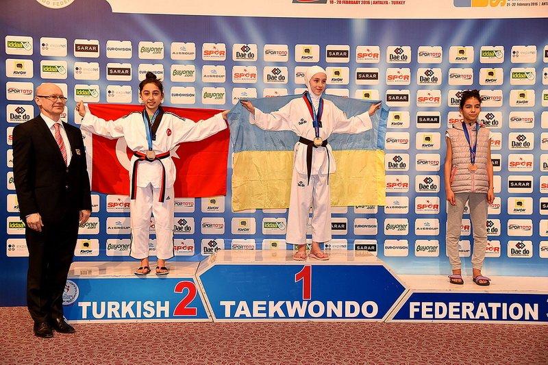 Юная полтавчанка стала чемпионом Европейских соревнований, фото-1