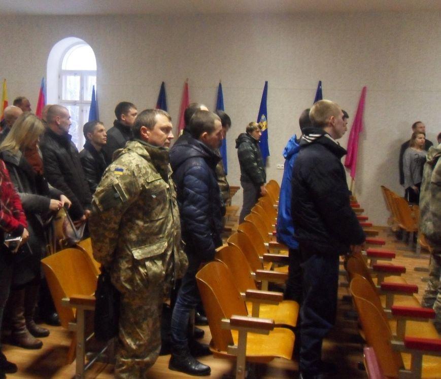 Какие возможности ждут военнослужащего - контрактника в Полтаве (фото) - фото 1