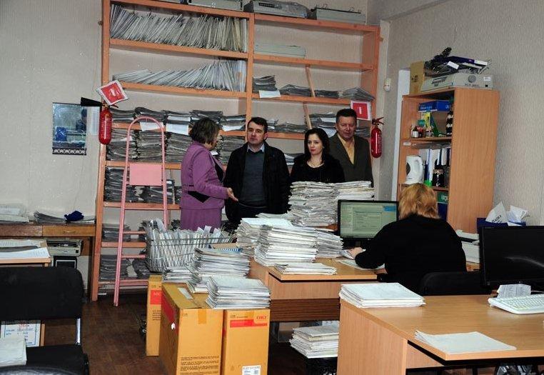 Городской голова Славянска провел совещание в Управлении социальной защите (фото) - фото 2