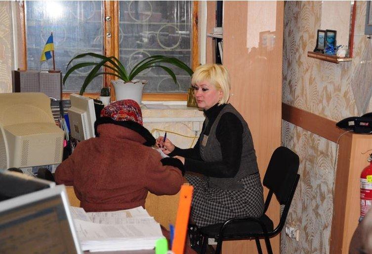 Городской голова Славянска провел совещание в Управлении социальной защите (фото) - фото 3