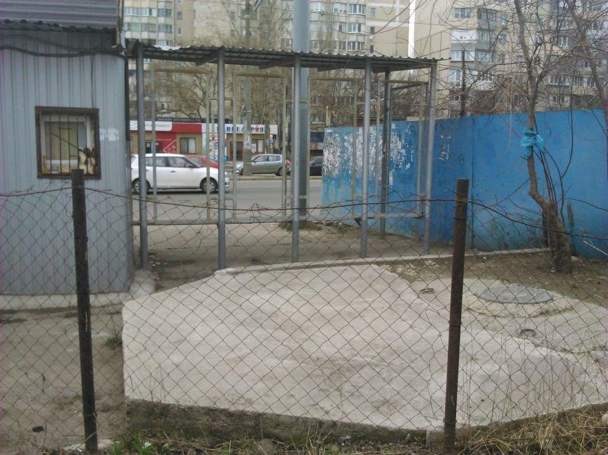9fe13872c3213c246405eaca8576b630 Нью-Васюки. В Одессе продали автобусную остановку
