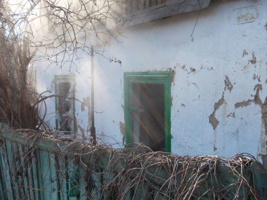 В Запорожье при пожаре погибла 76-летняя женщина (ФОТО) (фото) - фото 1