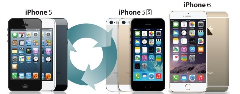 Прогамма Trade in. Поменяй свой старый IPhone на новый! (фото) - фото 1